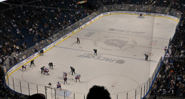 New York Islanders @ Tampa Bay Lightning